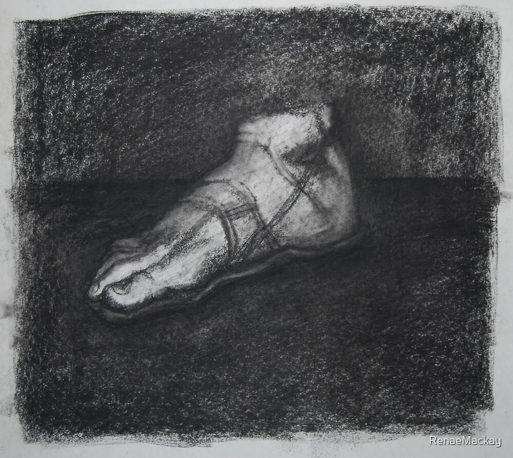Roman Sandal by RenaeMackay