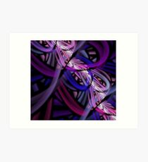 Entanglements Art Print