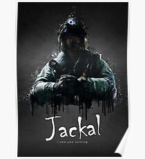 Operator Jackal from Rainbow Six Siege Poster