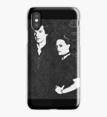 The Woman and the Consulting Detective iPhone Case/Skin