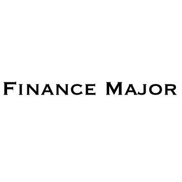 Finance Major, College of Business by EarthlyIndigo