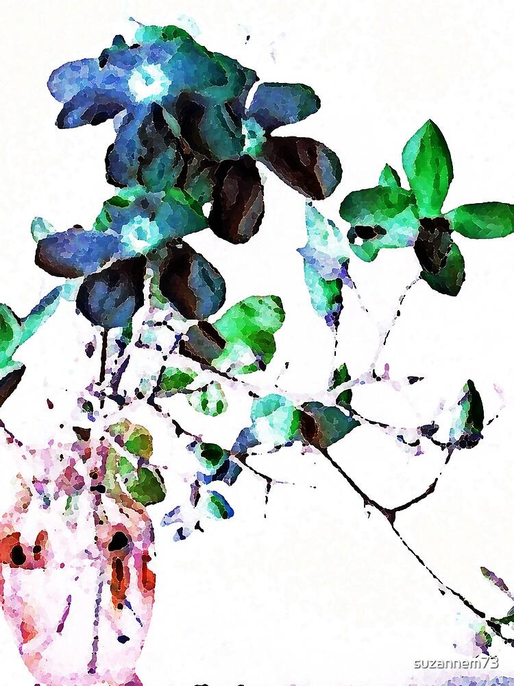Dark Magnolias by suzannem73