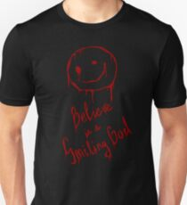 Believe in a Smiling God T-Shirt