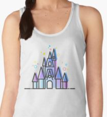 Magic Fairytale Princess Castle Kingdom Women's Tank Top