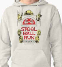 Steel Ball Run #24 Pullover Hoodie