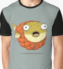 Puffer fish Graphic T-Shirt