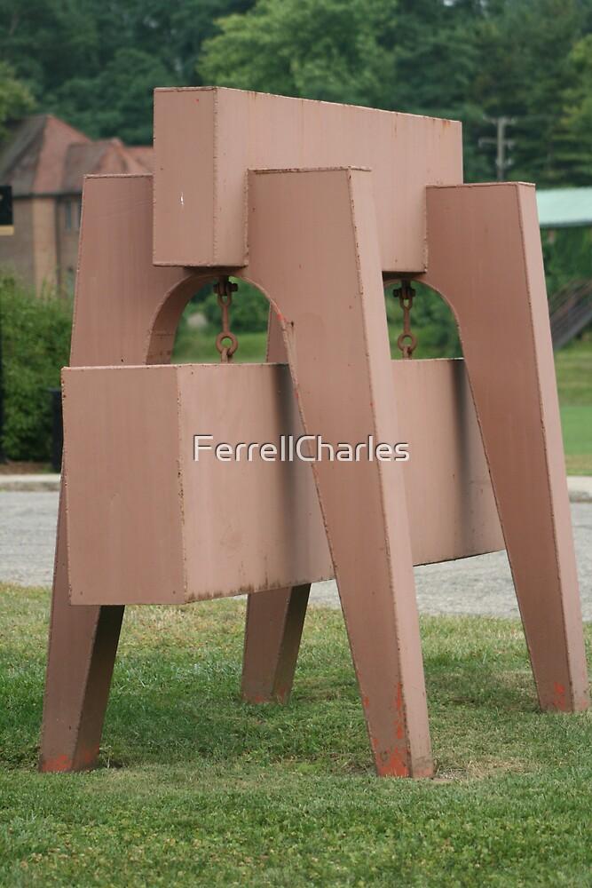 Walking Vehicle by FerrellCharles