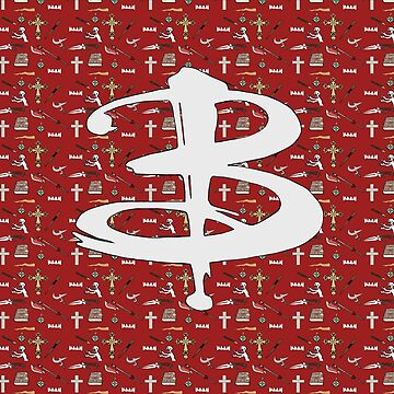 buffy pattern by geekartistry
