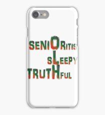 Senior  iPhone Case/Skin