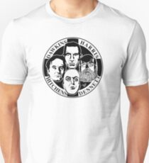 Four Horsemen: New Atheists by Tai's Tees T-Shirt