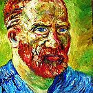 VAN GOGH, TOUGH AS NAILS by Barbara Sparhawk