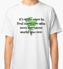 TATWD Quote Classic T-Shirt