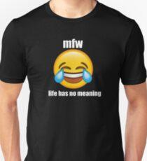 Ironic Millennial Nihilism T-Shirt