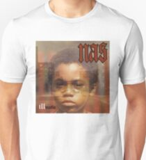 NAS rapper T-Shirt