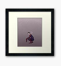 soft peter/tom w hearts Framed Print