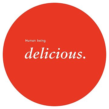 human being delicious by byoGuru