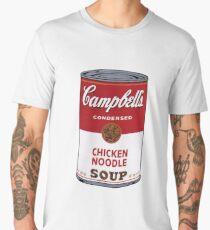 Campbell's Soup Can Men's Premium T-Shirt