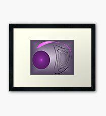 Net Ball Framed Print