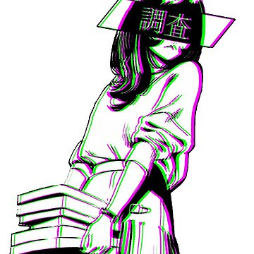 STUDY - Sad Japanese Aesthetic by PoserBoy