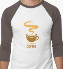 Distress - My Blood Type is Coffee T-Shirt