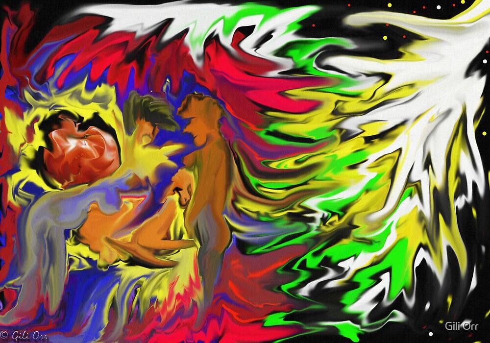 Creation goes both ways by Gili Orr