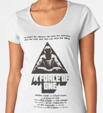 A Force of One Women's Premium T-Shirt
