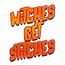 Witches Get Stitches by tripinmidair