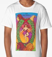 The World Tarot Long T-Shirt