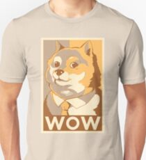 Doge wow T-Shirt