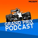 Grand Prix Podcast logo by Elton McManus