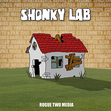 Shonky Lab - logo by EltMcM