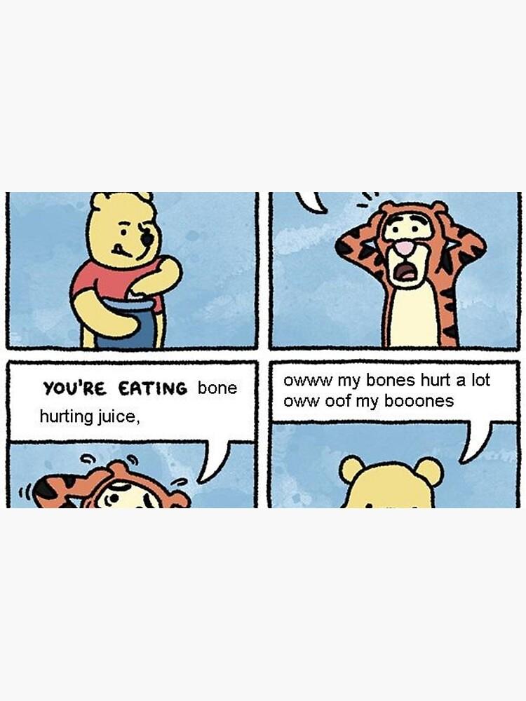 """Bone Hurting Juice Meme"" Classic Mug by Balzac   Redbubble"
