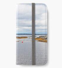 Blue Rock iPhone Wallet/Case/Skin