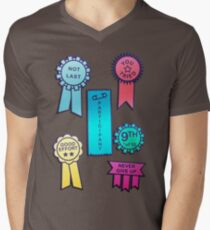 Award For The First Loser Mens V-Neck T-Shirt