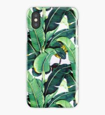 Banana Leaf iPhone Case/Skin