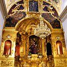 Santo Domingo Church, Cartagena, Spain by Squealia
