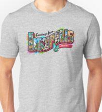 Greetings from Inkopolis Unisex T-Shirt