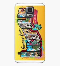 Greetings from Inkopolis Case/Skin for Samsung Galaxy
