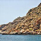 Coastline, Cartagena, Spain by Squealia