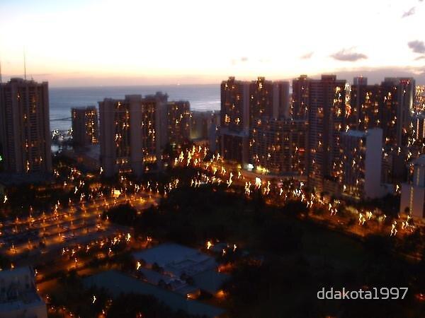 Hawaiian morning by ddakota1997
