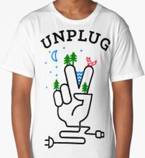 UNPLUG Long T-Shirt