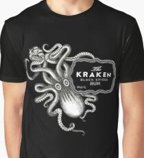 Kraken Graphic T-Shirt