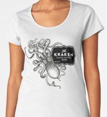 Kraken Women's Premium T-Shirt