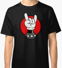 METAL - ROCKER - MOUSE Classic T-Shirt