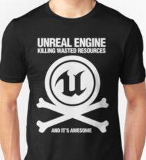 No More Heroes - Unreal T-Shirt