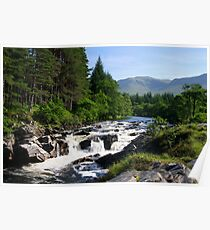 scotlands landscape Poster