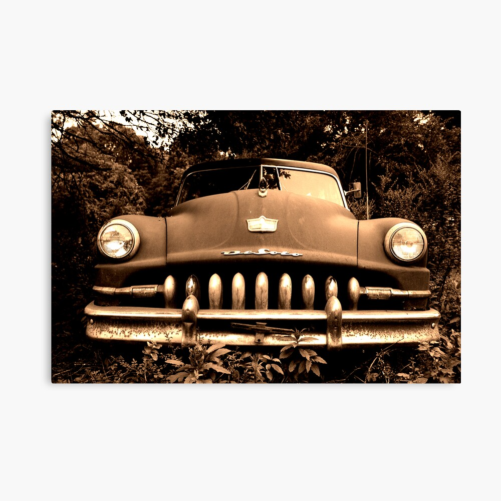 The Get Away Canvas Print