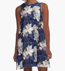 Orchid A-Line Dress