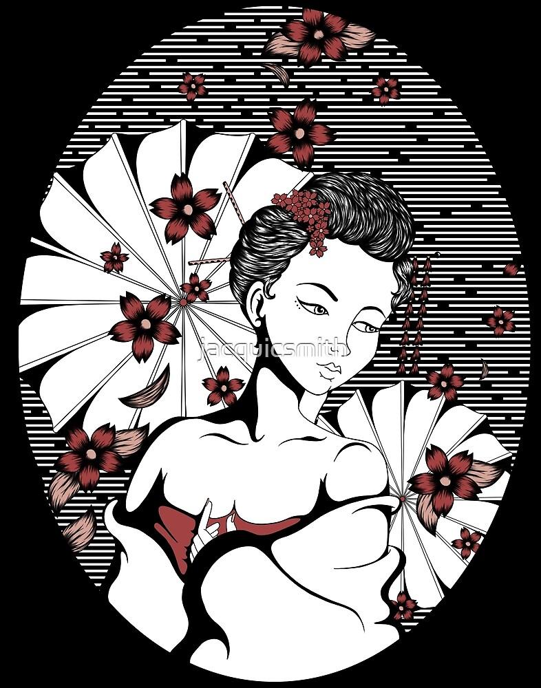 Geisha by jacquicsmith