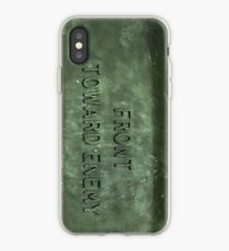 Front Towards Enemy - Claymore  iPhone Case